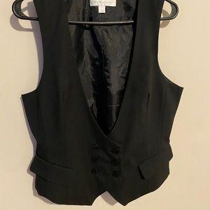 Ladies suit vest